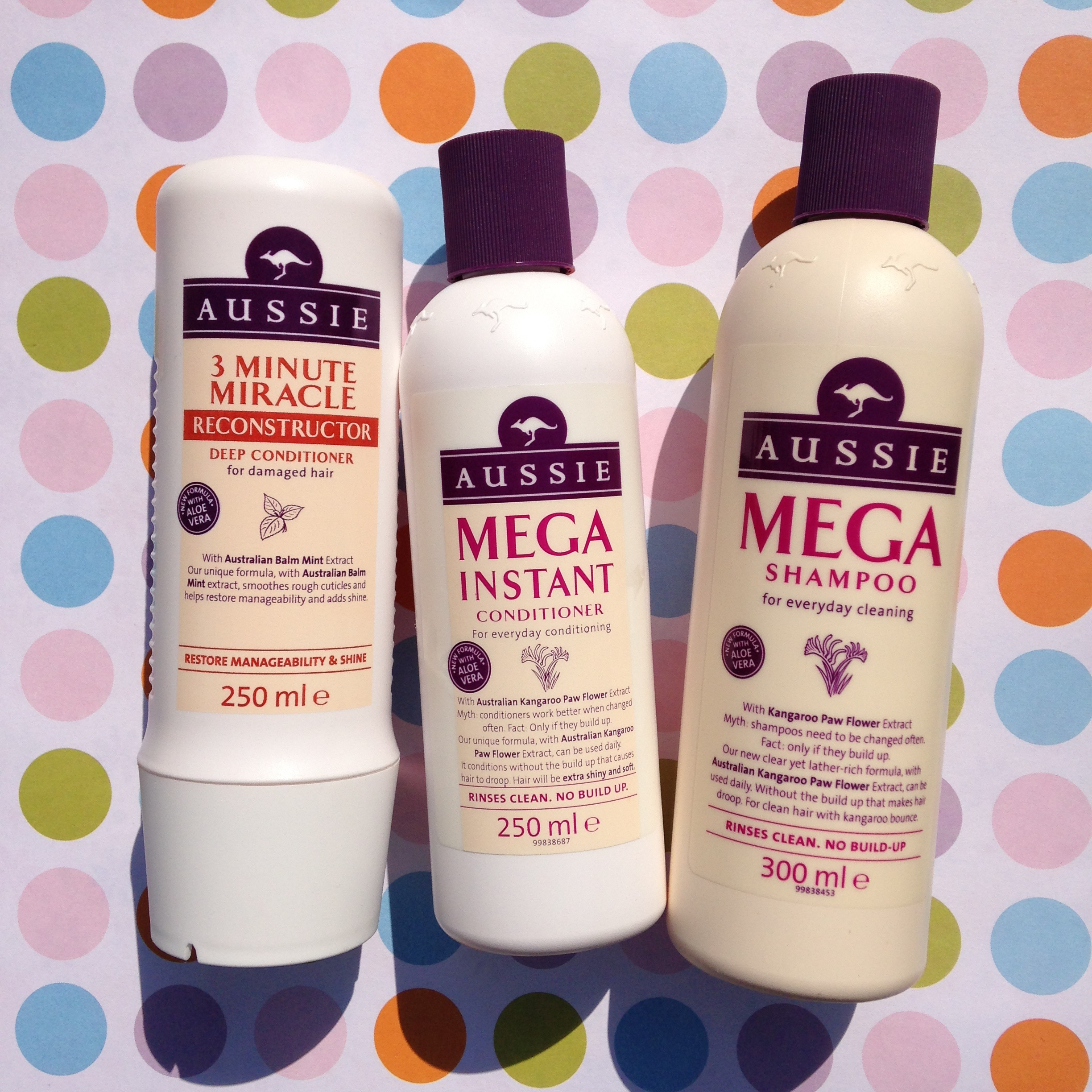aussie haircare product english language essay