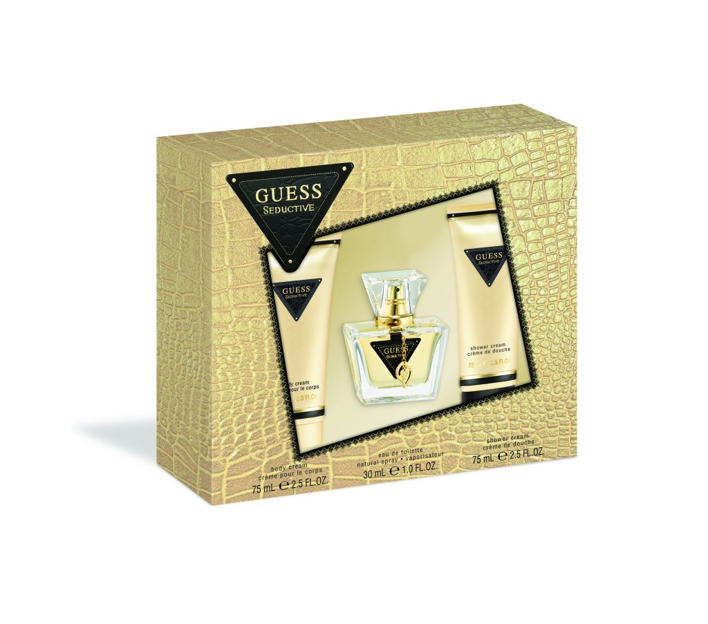 GUESS SEDUCTIVE WOMAN SET - R395