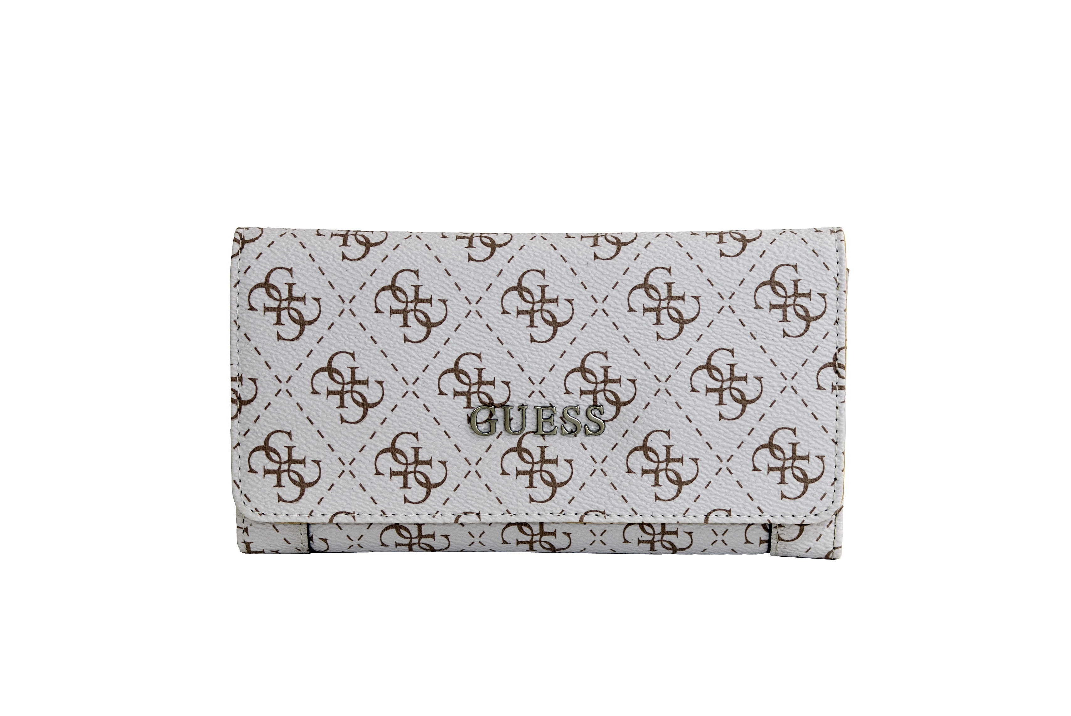 DELANEY SLIM CLUTCH WHITE - R699
