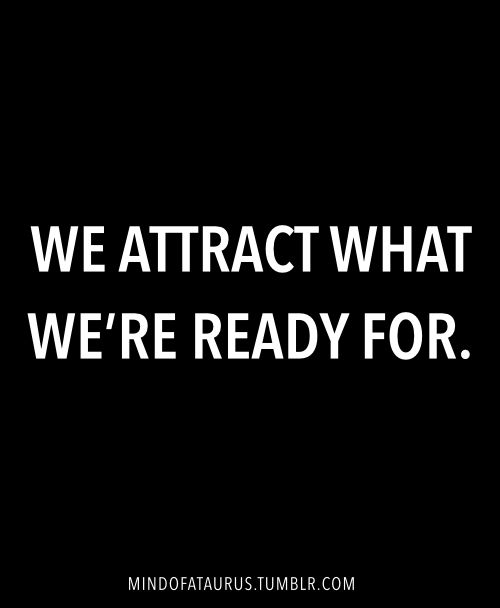 we attract