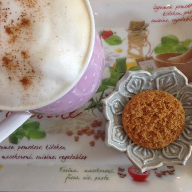 coffee and Sherbet angel