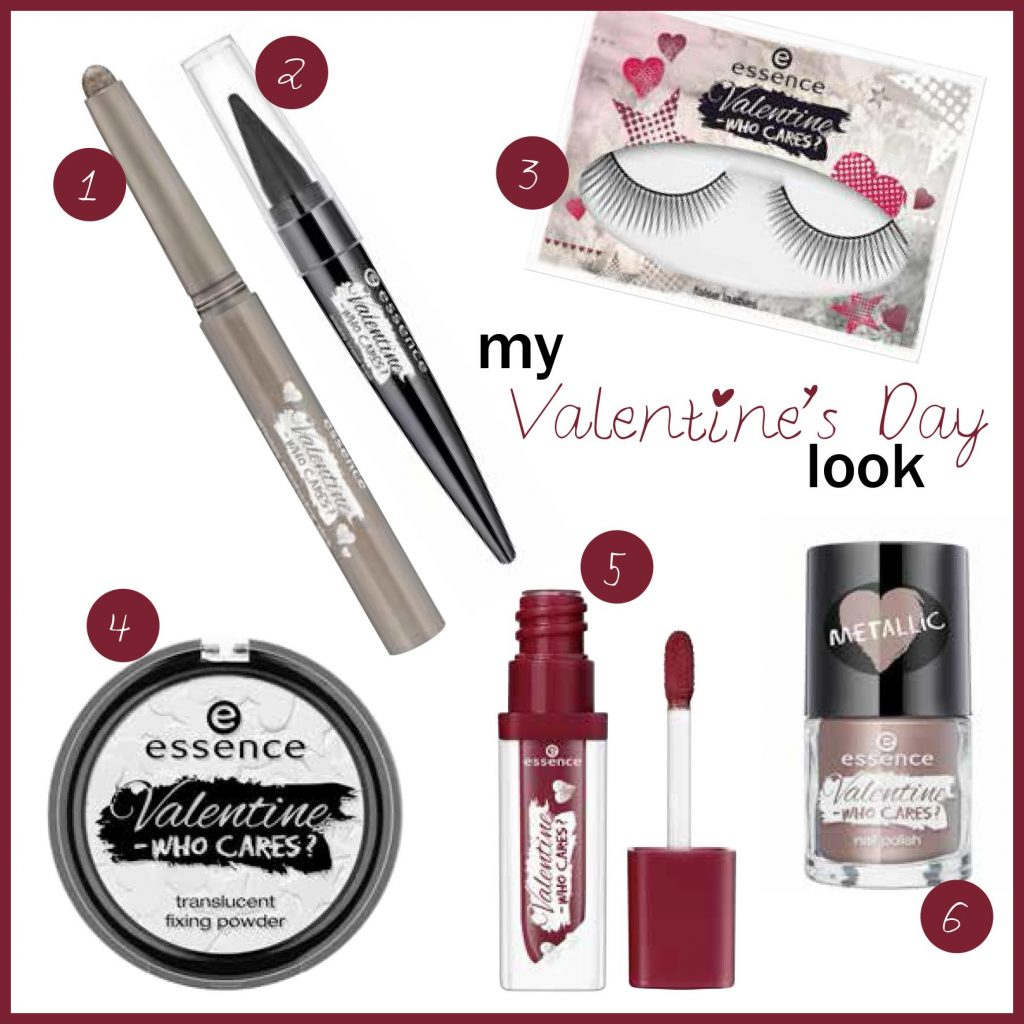 Valentine's day look numbered 2