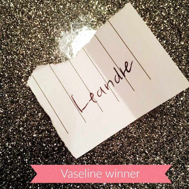 Vaseline winner 2
