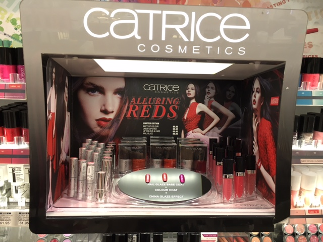 Catrice stand
