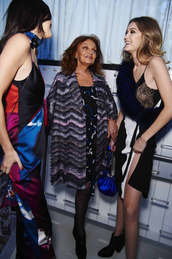 DVF group copy